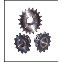 08B-1 WELD FIT PLATE SPROCKET 20 TOOTH FOR XT HUB HT