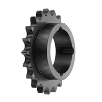 12B18TL 61-18 12B-1 Taper Fit Sprocket 2012 HT