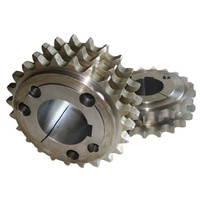 12B-3-21TL 63-21 12B-3 Taper Fit Sprocket  2517 HT