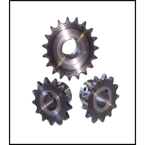 12B-1 WELD FIT PLATE SPROCKET 25 TOOTH FOR XT HUB HT
